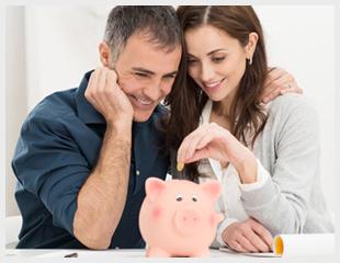 Kredit gemeinsam als Paar oder Mitantragsteller