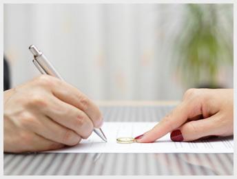 Trennung oder Scheidung bei gemeinsamen Kredit